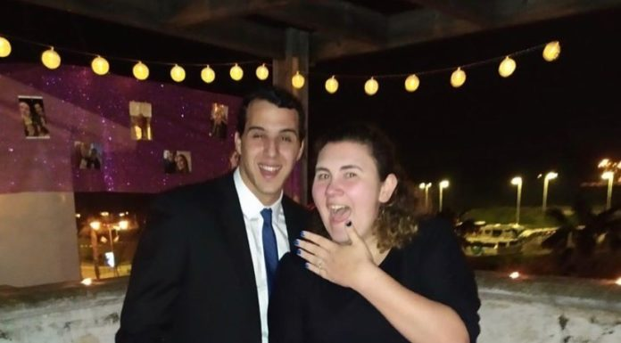 Engagement of Rachel fischbein (New York) Aharon grotsky (israel) #onlysimchas