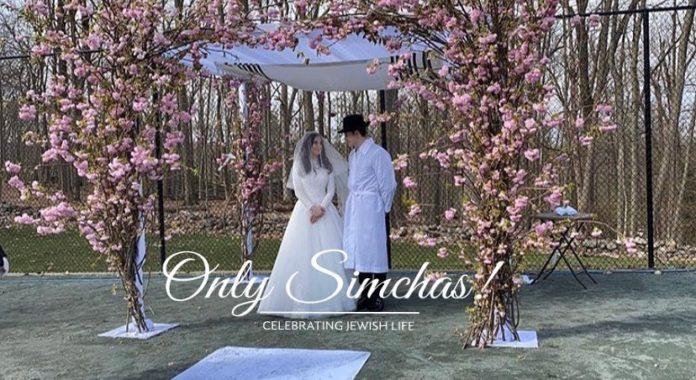 Wedding of Nicole Rothenberg and Ari Berman! (New Jersey) #onlysimchas