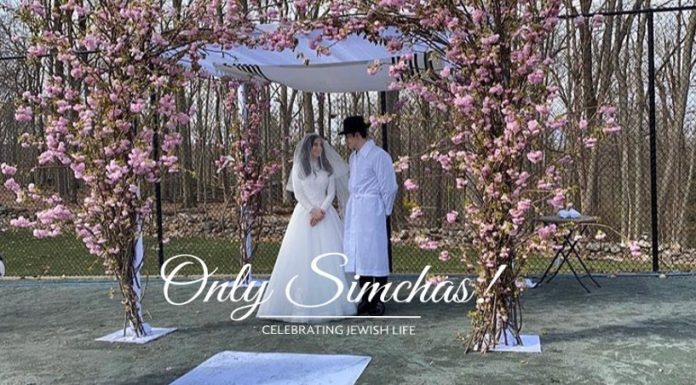 Wedding of Nicole Rothenberg and Ari Berman! (New Jersey) #onlysimchas