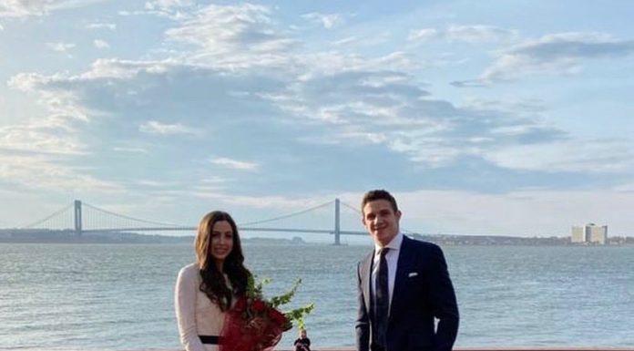 Engagement of Shaya Shapiro and Shayna Spitzer (both Flatbush) #onlysimchas