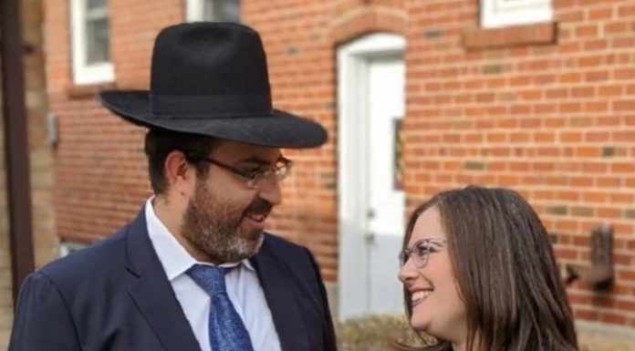 Engagement of Rabbi Yisroel Cohen Toronto on his engagement to Aviva (Ashley) Feintuch Toronto #onlysimchas