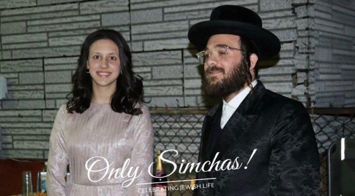 Mazel Tov to Choson Moshe Dovid Weider(Boro Park) Kallah Tzippora Arik (Boro Park) #onlysimchas