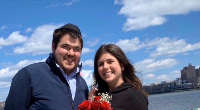 Engagement of Avigayil Keiser (Teaneck) to Noam Skidelsky (Chicago) #onlysimchas