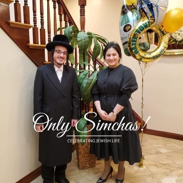 Engagement of Gavriel Yosef Mehring to Sossy Lorencz (Monsey) #onlysimchas