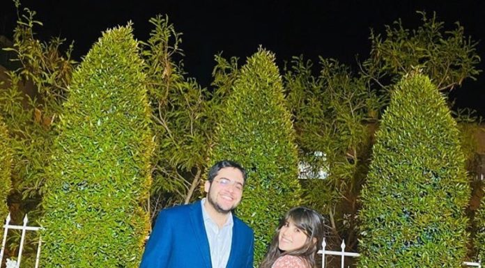 Engagement of Moishi Friedman (Beit Shemesh) and Rivki Kugel (Jerusalem) #onlysimchas