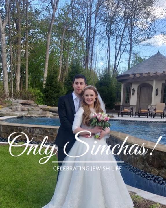 Wedding of Yisroel Meir and Ilana Ashin! #onlysimchas