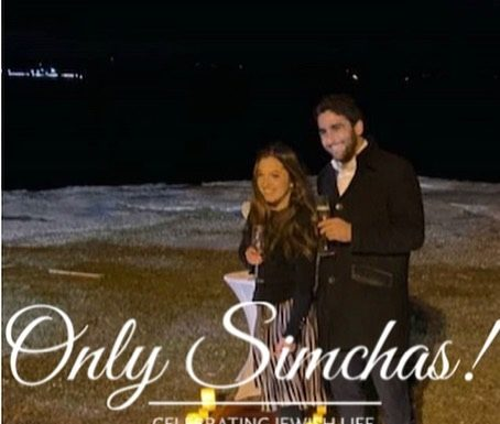 Engagement of Kayla Jacob's (Monsey) to Zev Schuman (Chicago) #onlysimchas