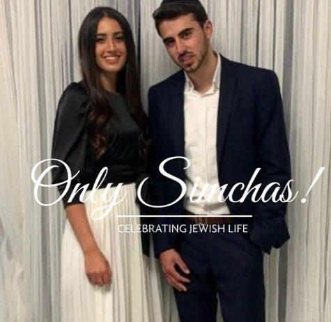 Engagement Of Eli Filis & Ruchli Agai! #onlysimchas