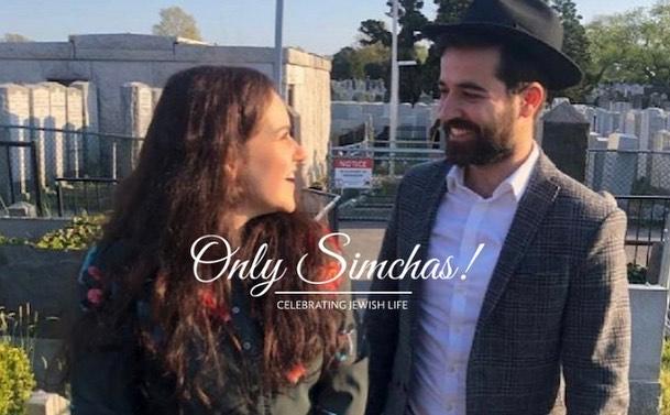Engagement Of Shloime Cohen {Leeds, UK} & Sarah Bardoff {LA} #onlysimchas