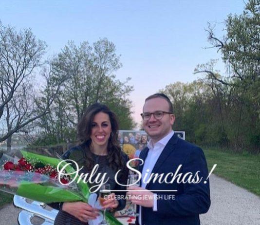 Engagement of Lani Weinstock (Monsey, NY) to Moshe Wasserman (Bergenfield, NJ) #onlysimchas