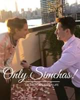 Engagement of Isaac Liebes Malboro/Lkwd & Tali Rappaport (Flatbush) #onlysimchas