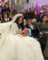 Wedding Of Yoely & Yachy Weiss! #onlysimchas