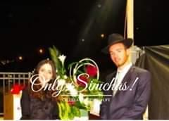 Engagement Of Chaim Aberbach & Chana Gold! #onlysimchas