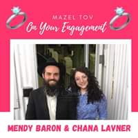 Engagement Of Mendy Baron {Coral Springs, Florida} & Chana Lavner {Toronto, Canada} #onlysimchas
