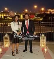 Engagement of Hodaya Suissa & Shlomo Sabag! #onlysimchas