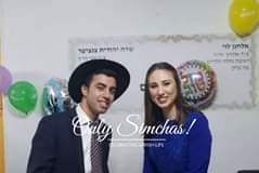 Engagement Of Elchanan Levi & Sarah Yehudis Tzantziper! #onlysimchas