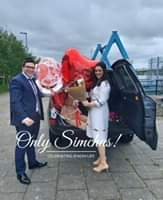 Engagement of Dov Ables (Manchester) to Rochelle Grossberger (Gateshead) #onlysimchas