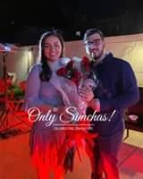 Engagement of Isaac Kamkachi and Sarah Yazdi! #onlysimchas