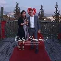 Engagement of Haim Cohen and Chaya noa sporn! #onlysimchas
