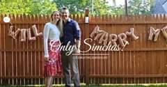 Engagement of Zahava Deutsch (West Hempstead) and Alan Silverman (Queens) #onlysimchas