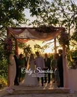 Wedding of Tamar and Yossi Naveh (Jerusalem, Israel) #onlysimchas