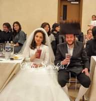 Wedding of Hershy Moskowitz to Batsheva Fasten (Boro Park) #onlysimchas