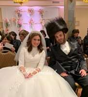 Wedding of Shmeil and Shaindy Schwartz! #onlysimchas