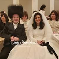 Wedding Of Mendel Weiser {Tosh} & Rivky Shlesinger #onlysimchas