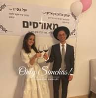 Engagment of Yael Asia and Elchan Ben Adiva! #onlysimchas