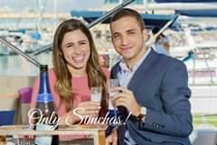 Engagement of Benny Laufer Bnei Brak & Tali Nadav #onlysimchas