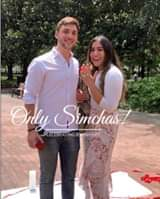 Engagement of Yarden Shmuel Stoltzman! #onlysimchas