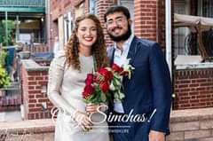 Engagement of Gitty Katzman (Crown Heights) and Zalmy Cohen (Montreal) #onlysimchas