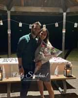 Engagement of Rivki Lang (Melbourne, Australia) to Zack Starr (Toronto, Canada) #onlysimchas