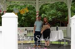 Engagement of Yoni Friedman(West Hempstead) to Yael Cohen (Passaic) #onlysimchas
