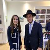 Engagement of Itzchak Abuchatzira (Ashdod) and Avigail timstit (Paris,israel) #onlysimchas