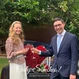 Engagement of Nechami gross to Chili kowalsky (switzerland) #onlysimchas