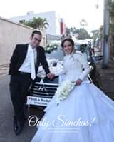 Engagement of Itsik and Rachel Berger! #onlysimchas