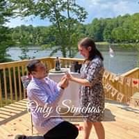 Engagement of Renee Wietschner (Woodmere) and Jason Cutler (Chicago) #onlysimchas