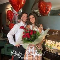 Engagement of Nadia Mechlowitz (Manchester) to Ari Richman (London) #onlysimchas
