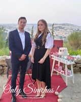 Engagement of Shira Rauchberger and Yair Bar Tal! #onlysimchas
