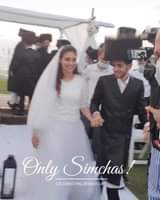 Wedding of molly winstock and chaim grosskof! #onlysimchas