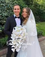 Wedding of Laura Glass ( Manchester) and Avi Korman (London) #onlysimchas