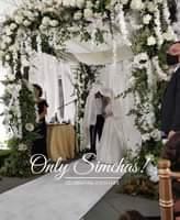 Wedding of Sophie Edelman (Sharon, MA) and josh levy (englewood, NJ) #onlysimchas