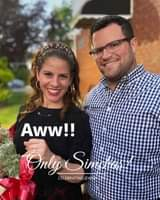Engagement of Meir Popowitz (Queens, NY) and Alana White (Southfield, MI) #onlysimchas