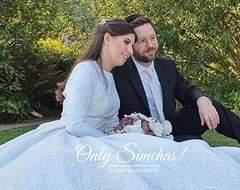 Wedding of Otto and Ilana Schwalowsky (London) #onlysimchas