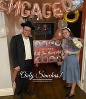 Mazel Tov to Eliana Aisenbaum (Cedarhurst) an Eli Kahn (West Hempstead) on their engagement! #onlysimchas