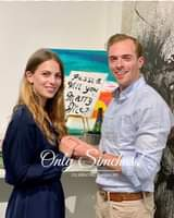 Engagement of Michael fromowitz and Pessia Fetter! #onlysimchas