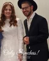 Wedding of Yosef and Chavi Coleman! #onlysimchas