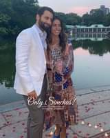 Engagement of Akivah Soto (Miami,FL) and Danielle Elias (Brooklyn, NY) #onlysimchas