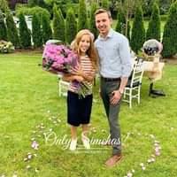 Engagement of Moshe Rosenbaum (Brooklyn) to Tamar Lifshitz (Lawrence) #onlysimchas